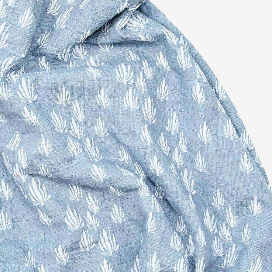 Lewis,Swaddle in Inverse Seaweed,CouCou,Home/Decor