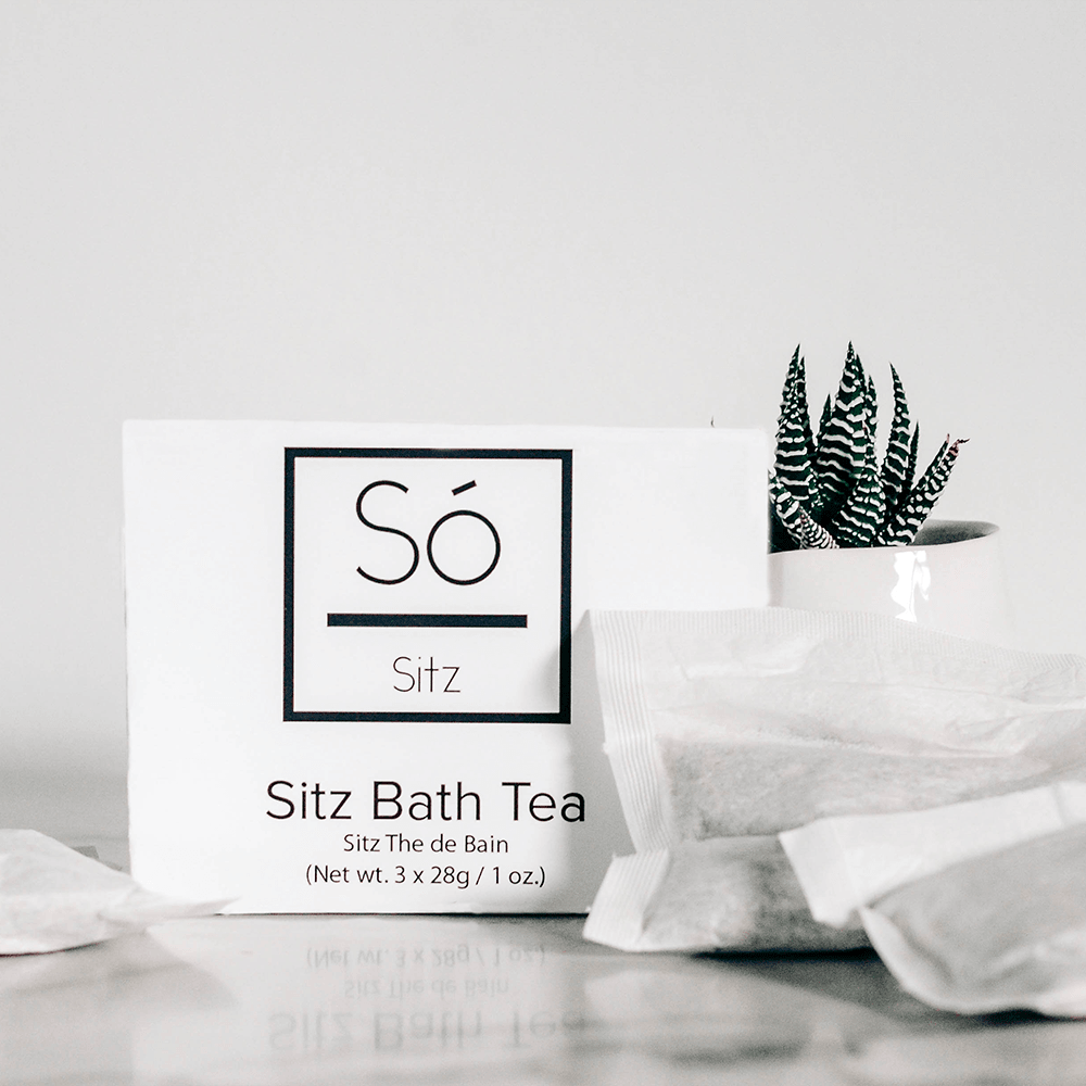 Só Luxury,Sitz Bath Tea,CouCou,Mamma Skincare