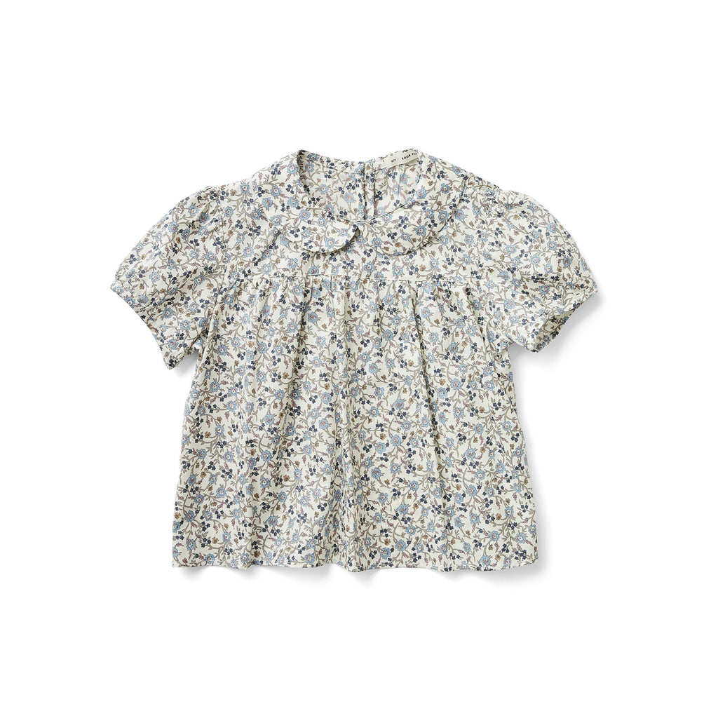Soor Ploom,Nellie Blouse in Floral Print,CouCou,Girl Clothes