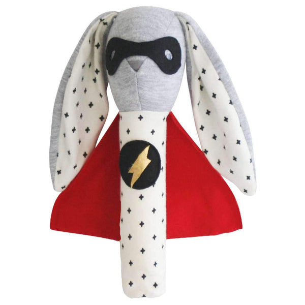 Alimrose,Super Hero Bunny Squeaker,CouCou,Toy