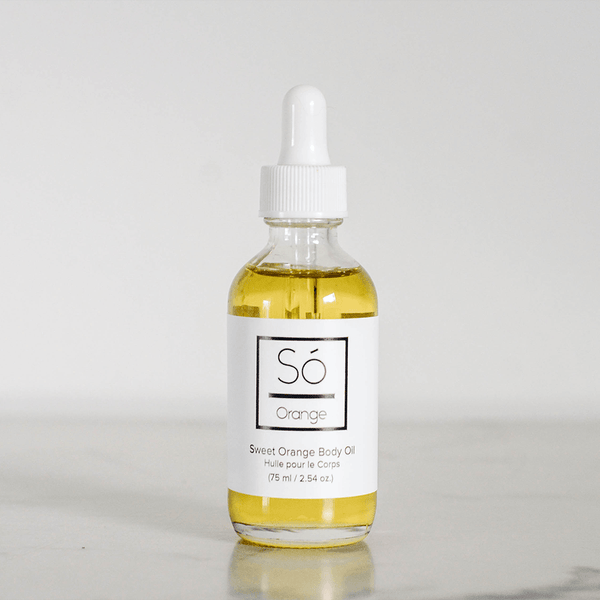 Só Luxury,Body Oil- Sweet Orange,CouCou,Mamma Skincare