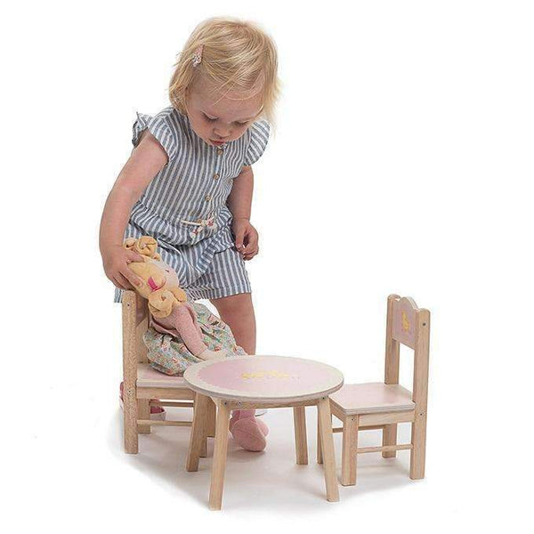 Tender Leaf Toys,Sweetiepie Table & Chairs,CouCou,Toy