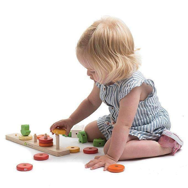 Tender Leaf Toys,Counting Carrot,CouCou,Toy