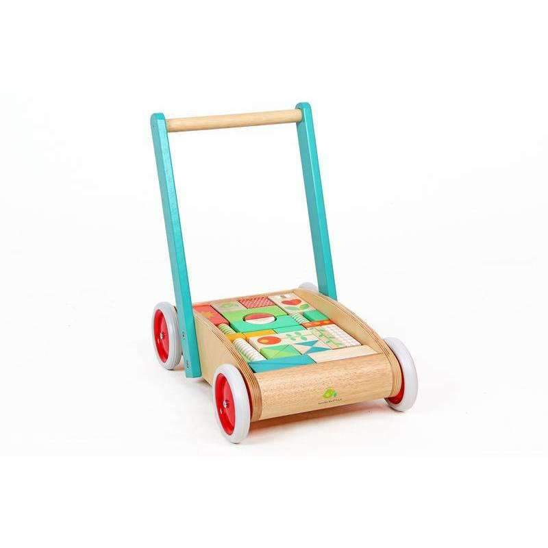 Tender Leaf Toys,Baby Block Walker,CouCou,Toy