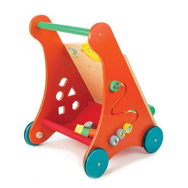 Tender Leaf Toys,Baby Active Walker,CouCou,Toy