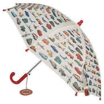 Kids Umbrella, Vintage Transport