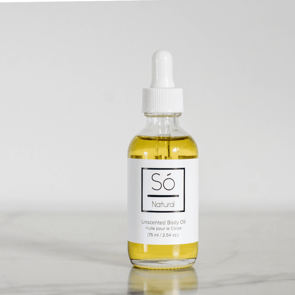 Só Luxury,Body Oil- Natural,CouCou,Skincare