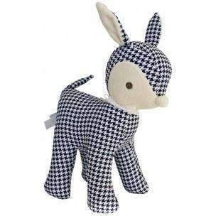 Alimrose,Deer Toy in Houndstooth,CouCou,Toy