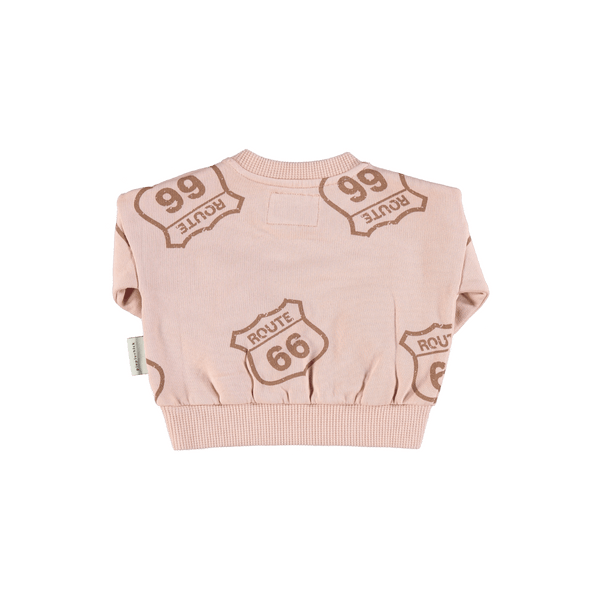 Route 66 Baby Sweatshirt