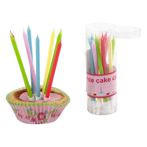 Cake Candles - Pack of 20