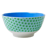 RICE,Two Tone Bowl with Boy Star Print,CouCou,Kitchenware