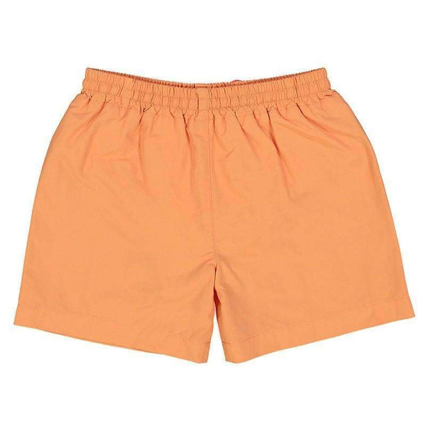 Canopea,Diego Swim Shorts in Apricot,CouCou,Boy Swimwear