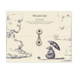 Roger La Borde,Mondoodle Little Bear Letter Set,CouCou,Crafts & Stationary