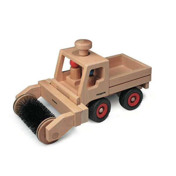 Fagus,Classic Wooden Truck,CouCou,Toy