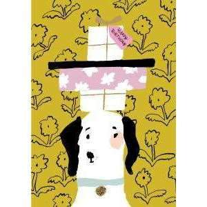 Roger La Borde,Spotty Dog with Gifts Birthday Card,CouCou,Crafts & Stationary