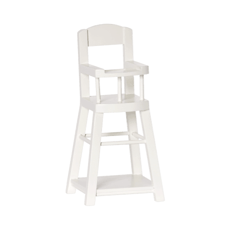 Maileg,High Chair in Offwhite,CouCou,Toy