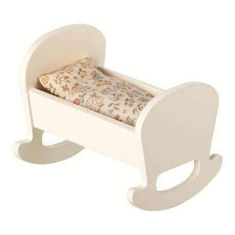 Maileg,Baby Mouse Cradle,CouCou,Toy