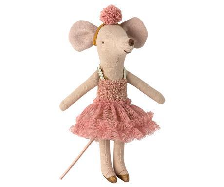 Maileg,Big Sister Dancing Mouse- Mira Belle,CouCou,Toy