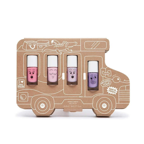 Holiday Van Nail Polish Set