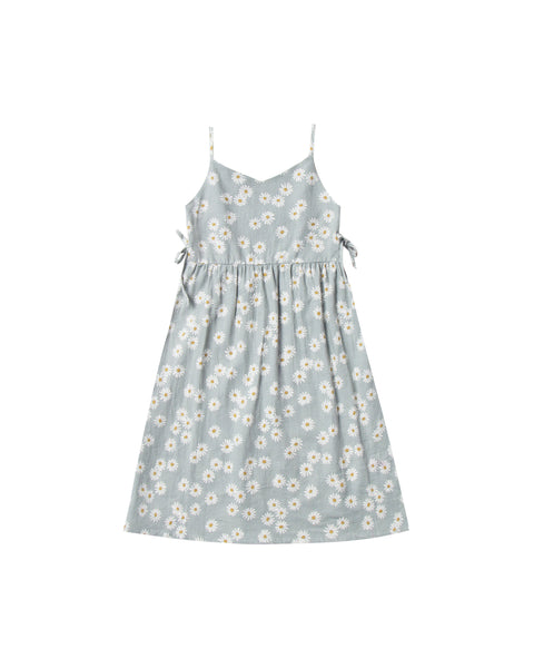 Rylee + Cru,Daisy Lacy Dress in Sky,CouCou,Girl Clothes