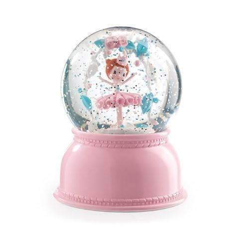Djeco,Ballerina Snow Globe Night Light,CouCou,Home/Decor
