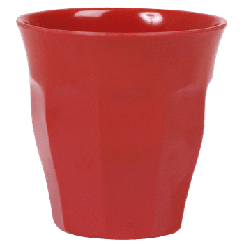 RICE,Cup in Red,CouCou,Kitchenware