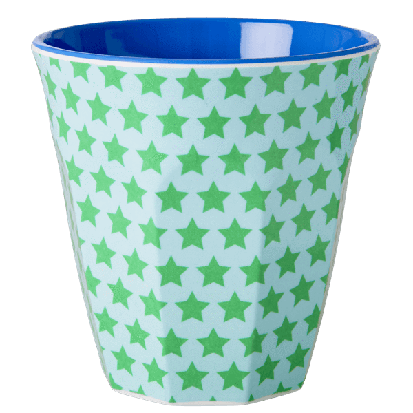 RICE,Cup with Boy Star Print,CouCou,Kitchenware