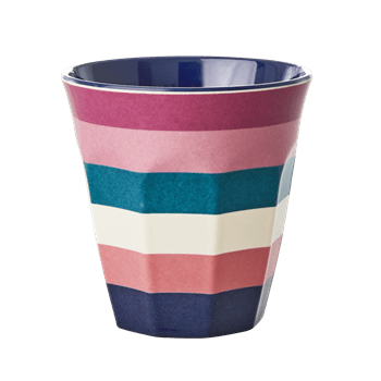 RICE,Cup in Stripe Print,CouCou,Kitchenware