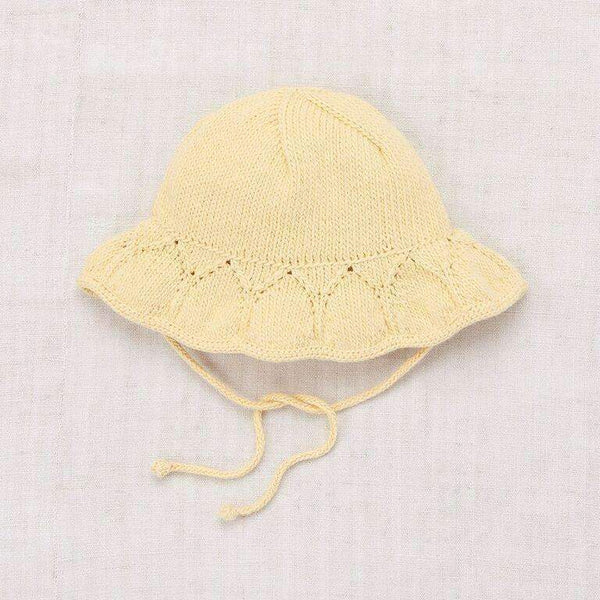 Misha & Puff,Starling Sunhat in Buttercream,CouCou,Baby Accessories
