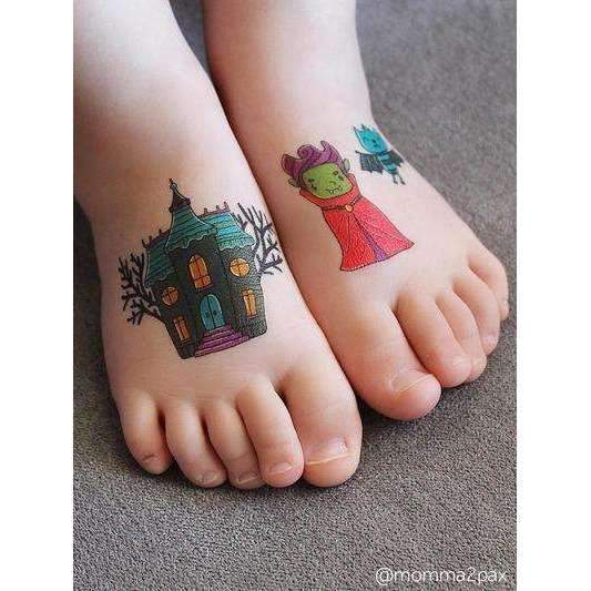 Ducky Street,Dracula Tattoos,CouCou,Accesories