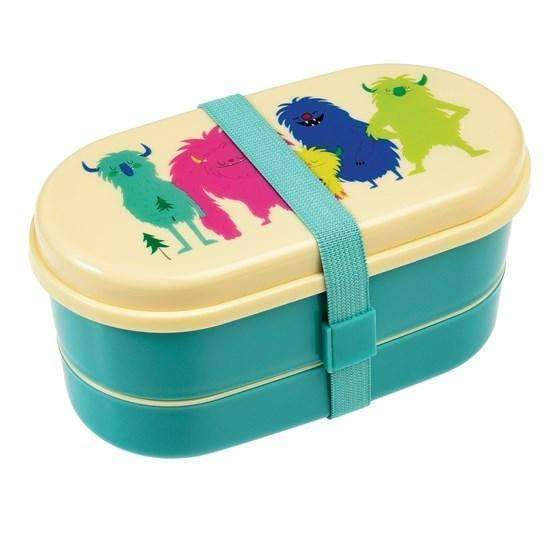 Rex,Bento Box, Monsters of The World,CouCou,Kitchenware