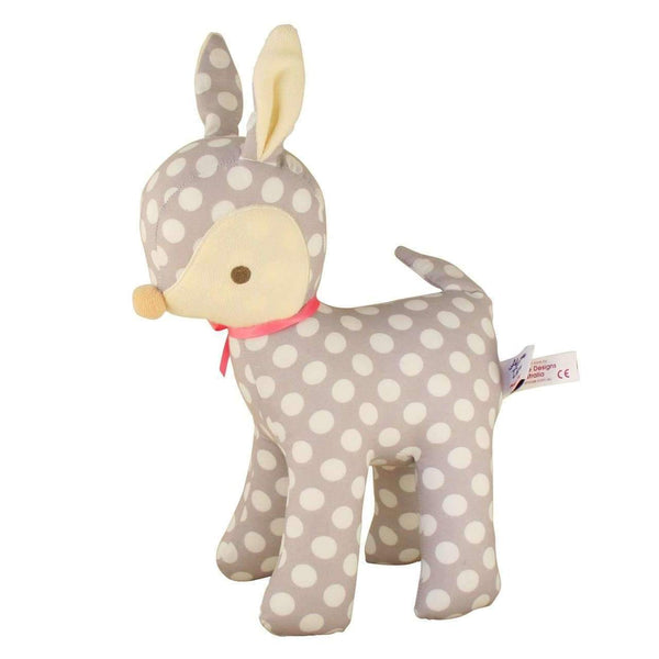 Alimrose,Deer Toy in Fog Pink,CouCou,Toy