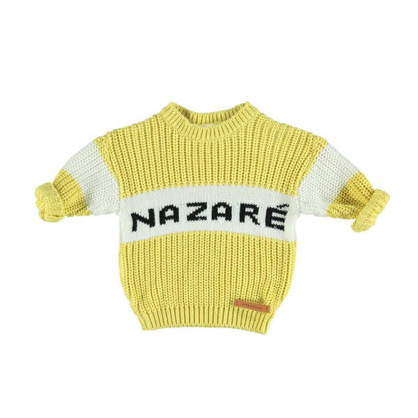 piupiu chick,Baby Nazaré Sweatshirt,CouCou,Baby Boy Clothes