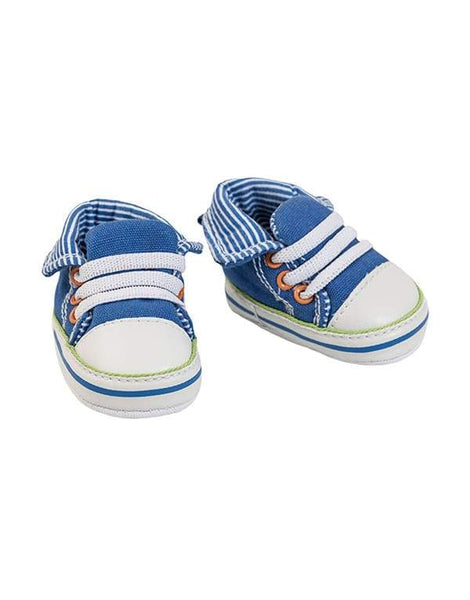 Doll Sneakers in Blue