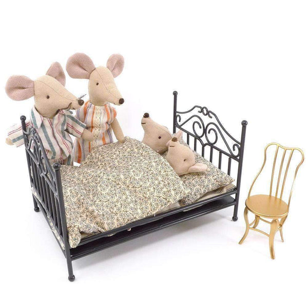 Maileg,Vintage Bed, Micro,CouCou,Toy