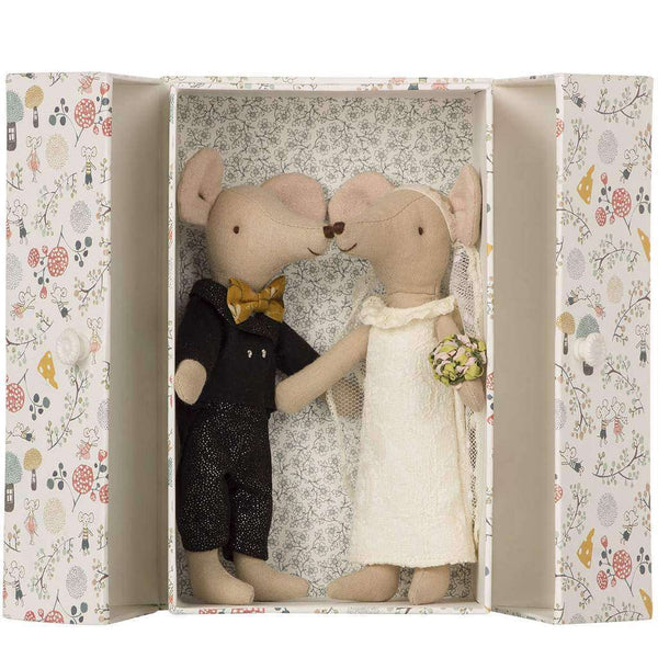 Maileg,Wedding Mice,CouCou,Toy