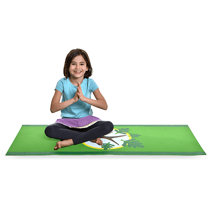 The Little Yoga Mat,Tree Mat for Kids,CouCou,Lifestyle