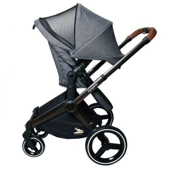 Venice Child Products,Kangaroo Stroller and Bassinet, Twilight,CouCou,Furniture and Gear