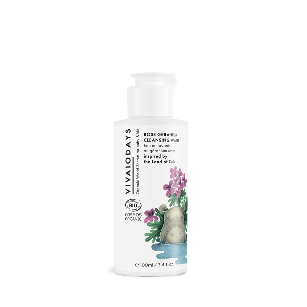 Vivaiodays,Rose Geranium Cleansing Water - 100ml,CouCou,MMK Apothecary