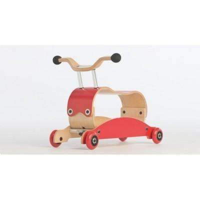 Wishbone Design Studio,Mini-Flip: Mix and Match (1) Top Shell - Red,CouCou,Toy