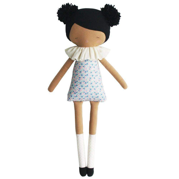 Alimrose,Large Lottie Doll in Blue,CouCou,Toy