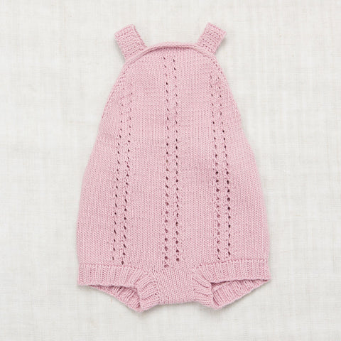 Sea Urchin Sunsuit in Soft Purple