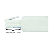 Softalk 21000 Phone Cord Detangler White