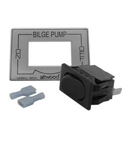 Attwood Boat Pumps - Bilge Pump Switches - BacktoBoating