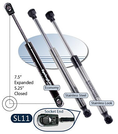 Attwood Springlift SL11 & ST11 Gas Springs - BacktoBoating