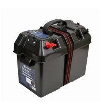 Battery Boxes & Trays - Power Box, F27 Series - BacktoBoating