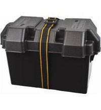 Battery Boxes & Trays - Power Guard 27 Battery Box - BacktoBoating
