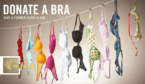 Bra Drop Off Location