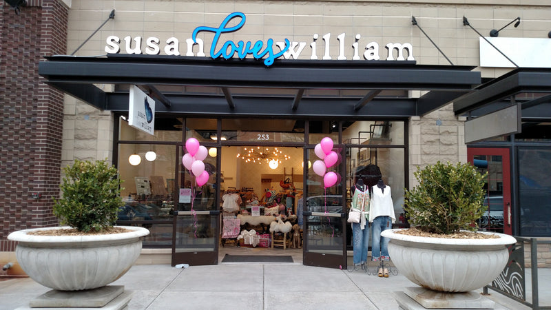 Upcoming Events at Susan Loves William Boutique