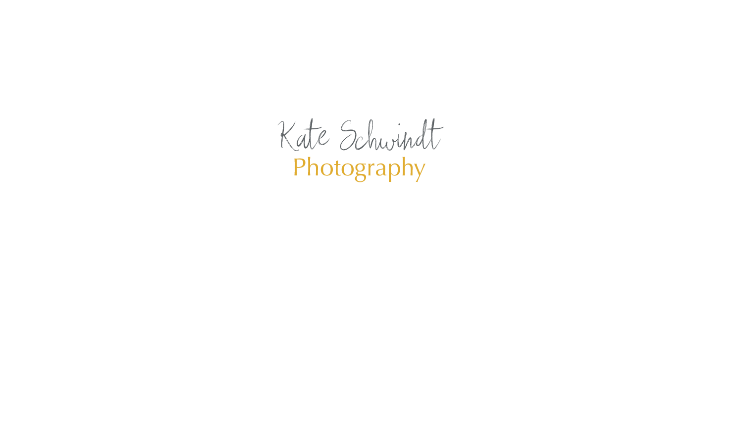 Meet Our Photographer: Kate Schwindt Photography